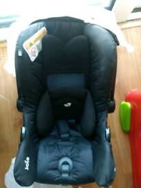 Baby car seat for sale £21