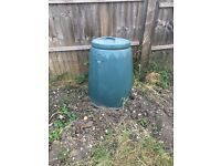 Free Compost bin with Compost