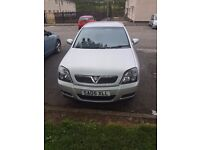 for sale or swap vauxhall vectra sxi for other diesel car or 7 seater