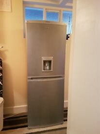 Beko Silver large fridge freezer