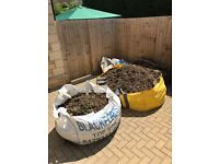 FREE TOP SOIL - 3-4 tonnes, help yourself