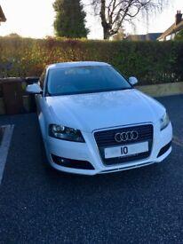 Audi A3 1.4T Sport - White, 5 Door