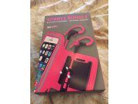 Bluetooth Sports Bundle Pink