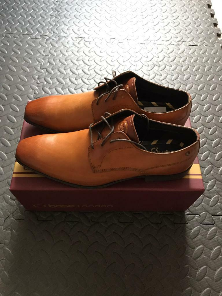 9f1bed5e Men's Base London Tyne Washed Tan Derby Shoes - UK 10 | in Newcastle, Tyne  and Wear | Gumtree