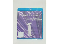DVD BLURAY JAMIROQUAI LIVE AT MONTREUX 2003 BLU-RAY 2009 BONUS TRACK COSMIC GIRL