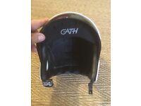 Gath RV with retractable visor