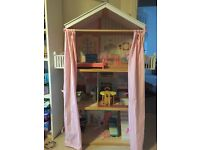 Childs Doll House