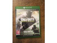 X BOX 1 Games - Call of Duty, Forza 6 , Battlefield 1