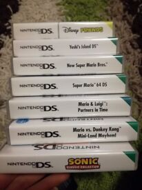 Nintendo DS games - can be played on DS and 3DS!