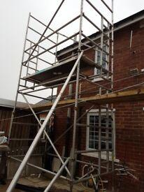 Atlo heave duty aluminium tower (Scaffolding)