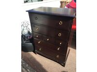 chest of drawers - used