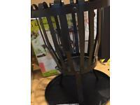 New garden fire basket