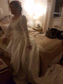 Alfred Angelo Designer Wedding Dress