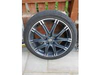 Nissan Juke Nismo RS Alloy Wheel 18