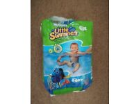 FREE Swim Nappies Size 3-4