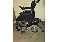 'EXCEL X-POWER' Motorised Wheelchair. Superb.