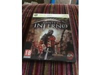 Used Xbox 360 game - Dantes Inferno Death Edition