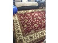 Rug for sale size240x330 in a very good condition