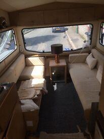 Tourer Caravan