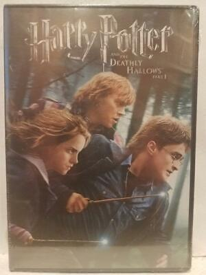Harry Potter and the Deathly Hallows: Part I (DVD, April 15, 2011) NEW