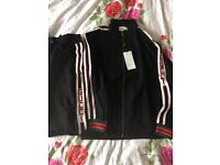 Gucci technical Tracksuit pants jacket supreme