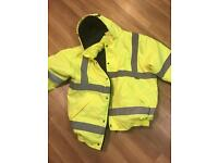 Hi-Vis Jacket XL