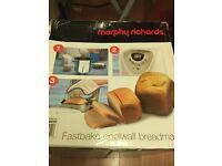 Morphy Richards Bread Maker Fast Bake 48280
