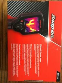 Snap on thermal imager