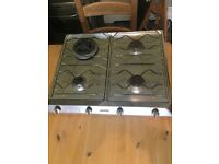 SMEG gas hob and SMEG electric oven