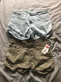 Ladies Shorts Size 14