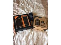 Men's brand new and unopened aftershaves from Next.