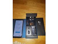 Samsung Galaxy S8 PLUS with gear 4 case