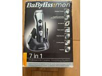 BaByliss for Men - professional ceramic grooming system