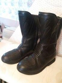 Size 8 Frank Thomas GORTEX boots