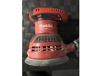 Makita random orbital sander used but in good condition