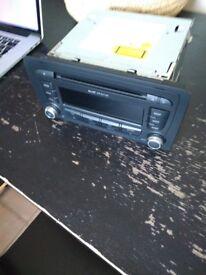 Audi a3 concert radio