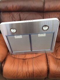 Hotpoint Cooker Hood (stainless steel)