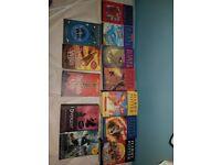 Job lot Young adult Fantasy books. Bridgend