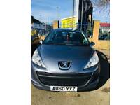Peugeot 207 1.4 VTi S 5dr (a/c)£3,490 p/x welcome FREE WARRANTY. NEW MOT