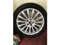 "Ford C-Max 17"" alloy wheel with tyre"