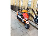 FOR SALE PEUGEOT SPEEDFIGHT 50cc GOOD WORKING £650