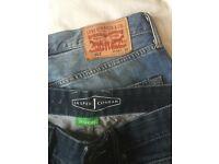 Large bundle of men's clothes size m