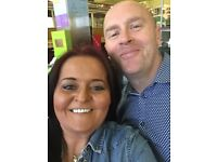 Working couple looking for a house or flat to rent in Dumbarton area, must be 2 beds or above