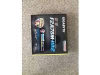 Gigabyte GA-F2A78M-HD2 Motherboard (Socket FM2+, A78, DDR3, S-ATA 600, M-ATX, HDMI,USB 3.0)