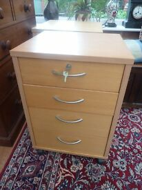 2 x Filing Cainets - Excellent Condition