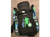 Smiggle Rucksack Boys Football - Hardly used Great Condition
