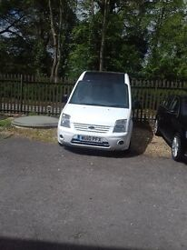 10 Plate Ford Transit Connect