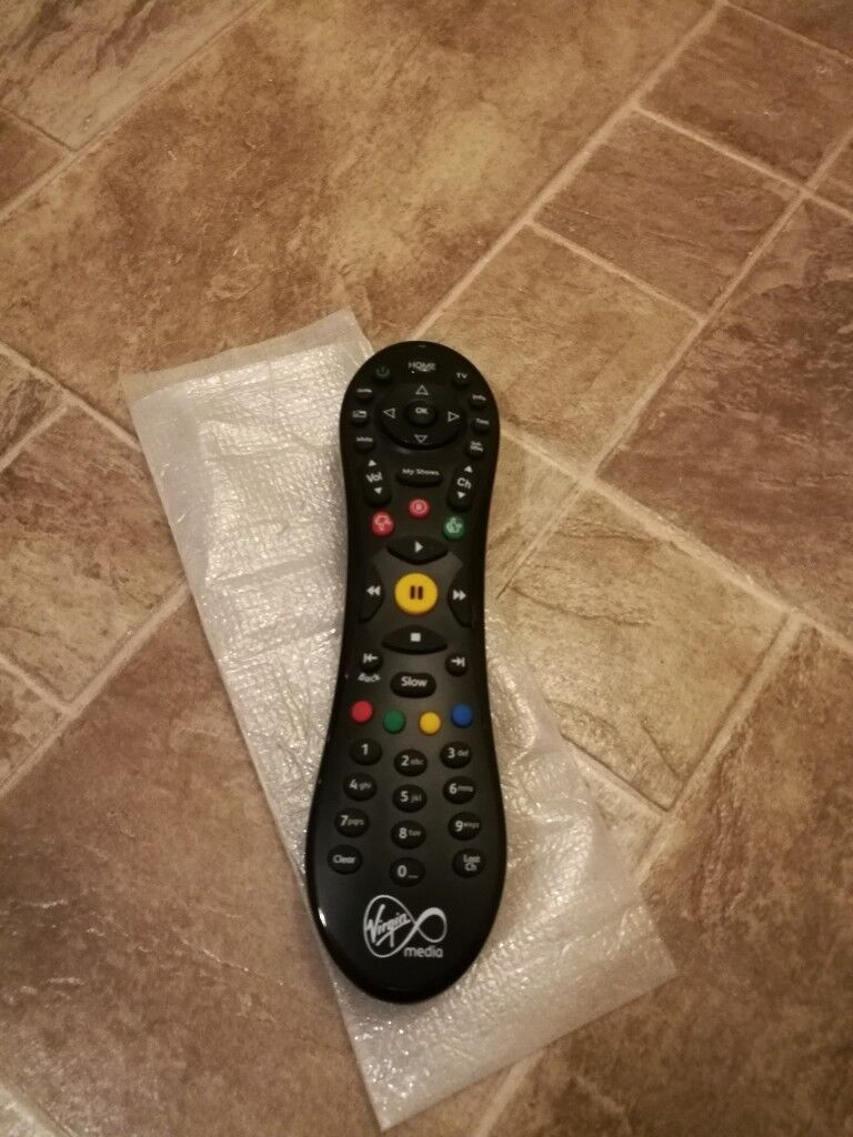 Virgin Remote