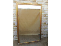 Ribbed Frame Extra large mirror (Delivery)
