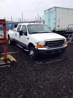 F-350 roues doubles
